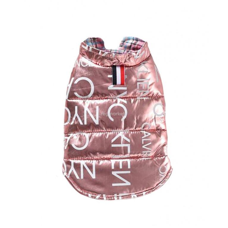 Куртка Calvin Klein розовая