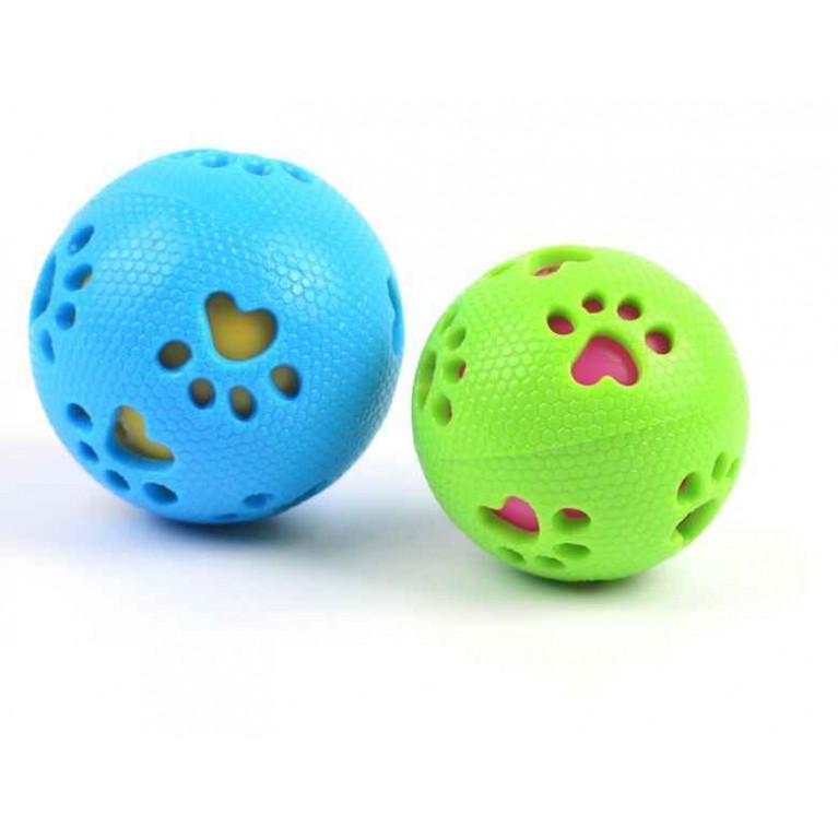 Игрушка Nunbell Мяч со звуком 7,5см