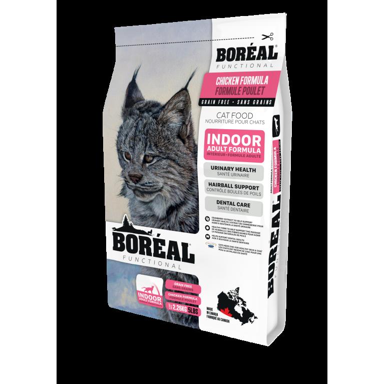 BOREAL FUNCTIONAL Корм для кошек домашнего содержания всех пород с курицей