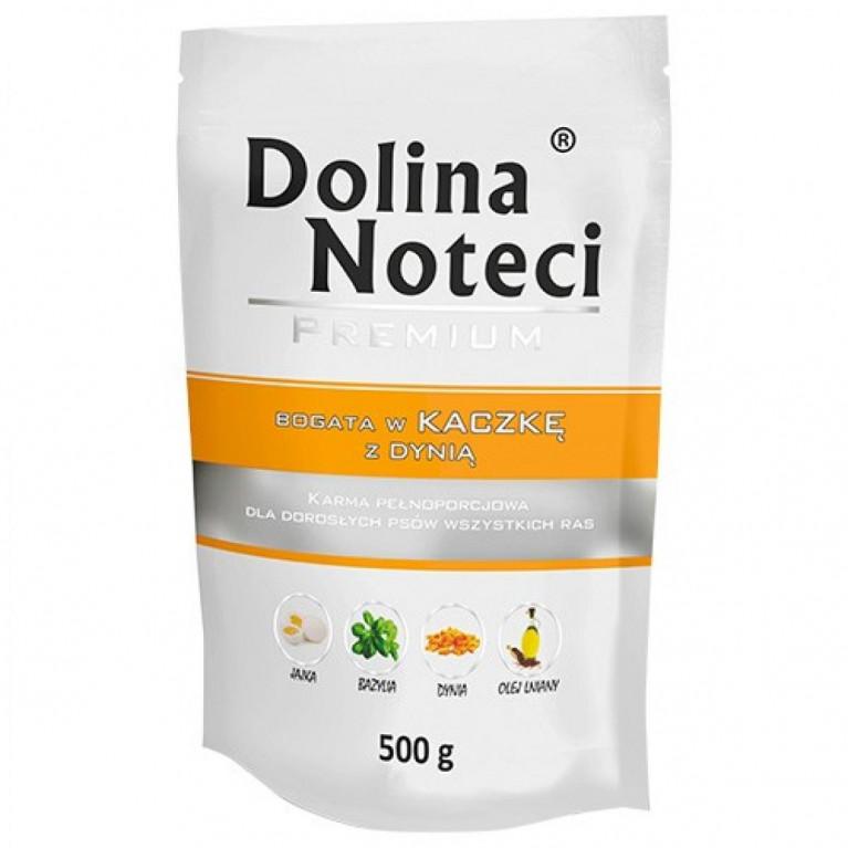 Dolina Noteci DN PREMIUM SPIDER DUCK Влажный корм для собак (Утка и тыква) 500г