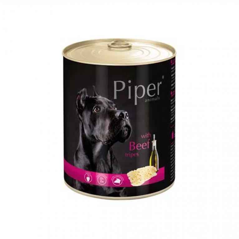 DOLINA NOTECI PIPER Консервы для собак с говяжьими желудками 800 гр