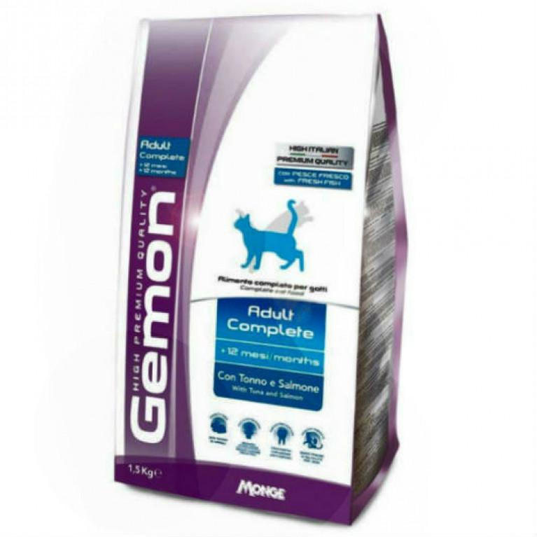 Gemon Cat Urinary Сухой корм для профилактики мочекаменной болезни для взрослых кошек  (Курицей и рисом)