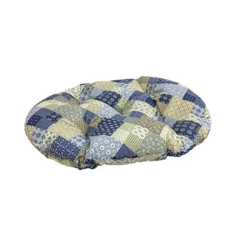 Лежак-подушка Пэчворк