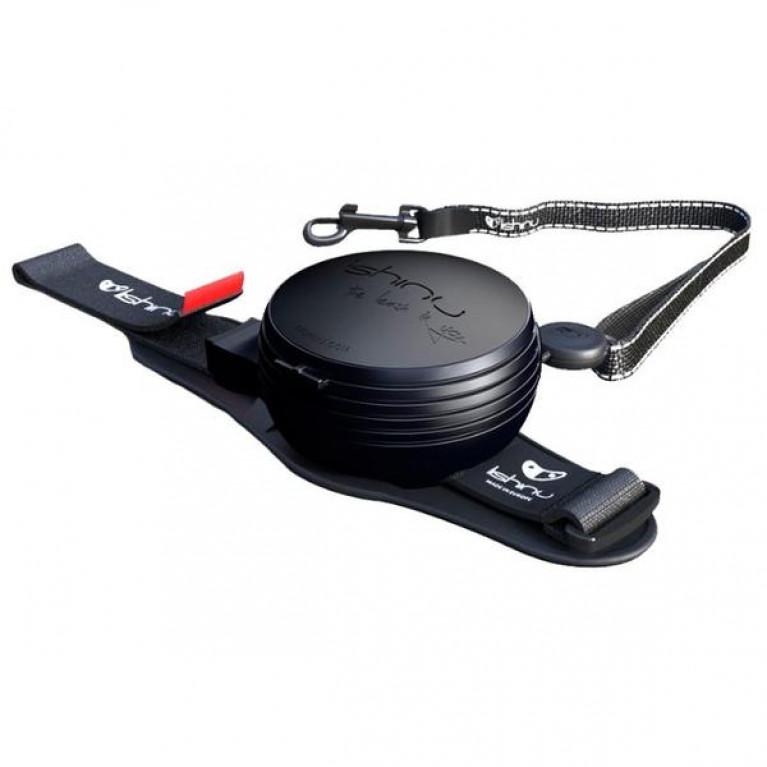 Lishinu поводок-рулетка для собак Черная