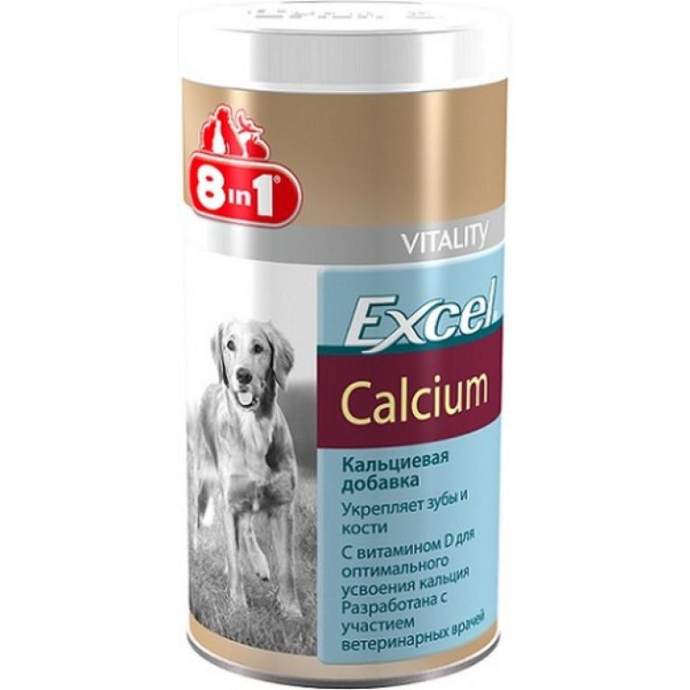 8in1 Excel CALCIUM 470 таб. euro кальций