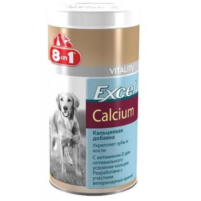 8 in 1 Excel CALCIUM 155 таб. с витамином D euro кальций с витамином D