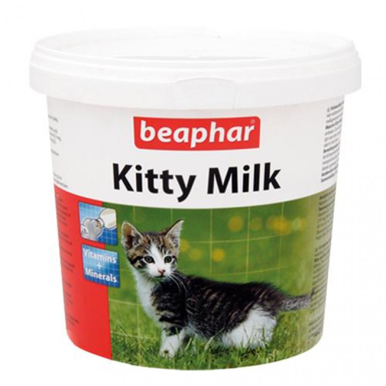 Beaphar Kitty-Milk Молочная смесь для котят, банка 200 г.