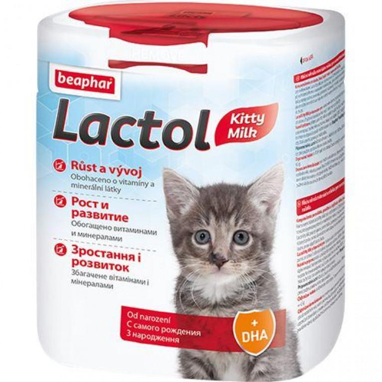 Beaphar Lactol  молочная смесь для котят, 250 г.