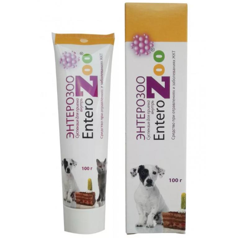 ЭнтероЗоо, средство при отравлениях и диареи для домашних животных и птицы
