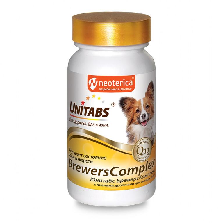 Unitabs Junior Complex Юнитабс Джуниор Комплекс витамины для щенков  (от 3 недель)