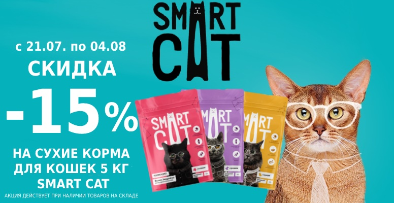 Smarf Cat