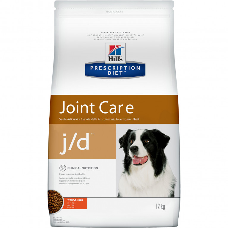 HILL'S J/D /Сухой корм для собак, для лечения заболеваний суставов