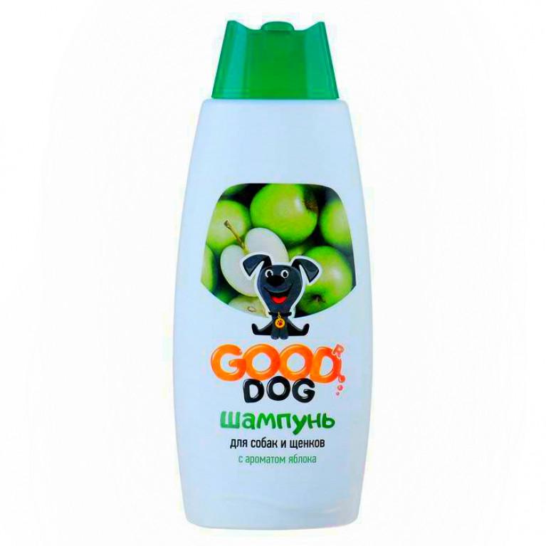 GOOD DOG Шампунь для собак с аромат яблока 250мл