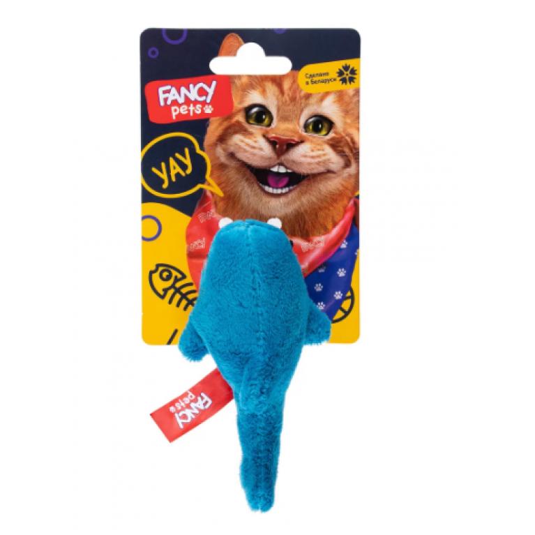 Fancy Pets Мягкая игрушка для животных Акула