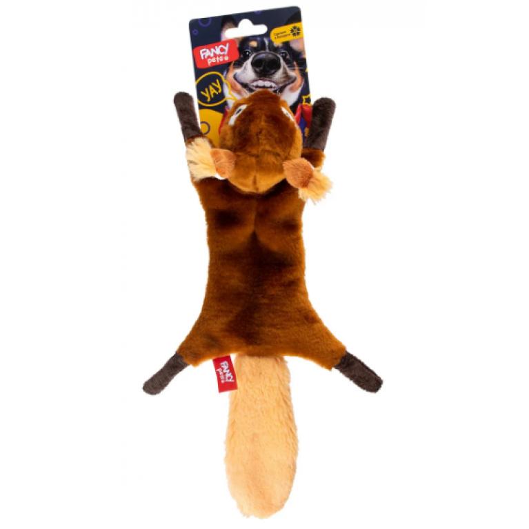 Fancy Pets Мягкая игрушка для животных Белка