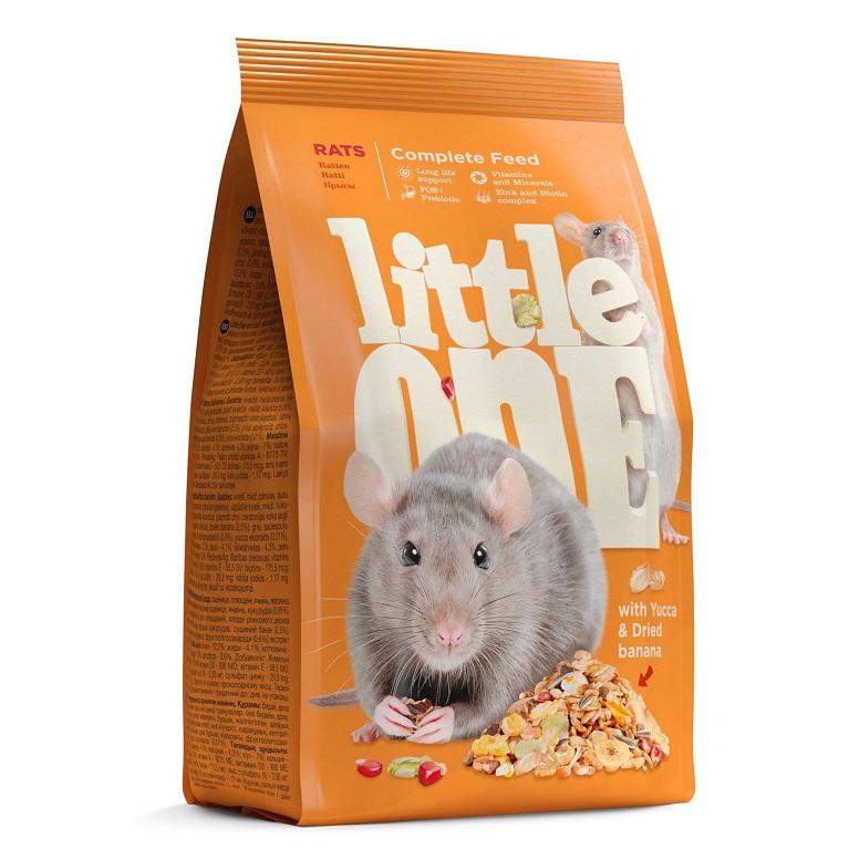 """Корм """"Little One"""" для крыс"""