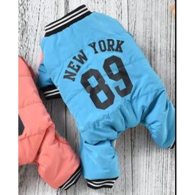 Комбинезон New York 89 голубой