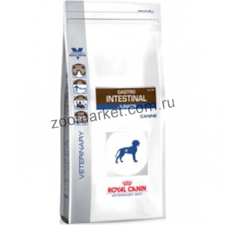 Royal Canin Gastro Intestinal Junior GIJ29/Для щенков до 1 года при нарушении пищеварения