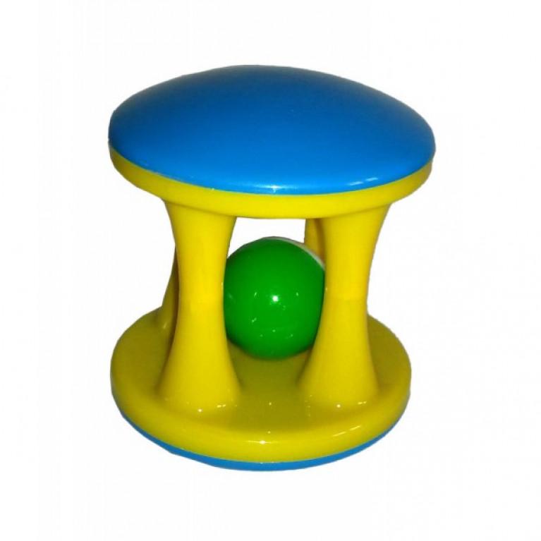 GoSi Интерактивная игрушка Колоннада звенящая 9 см