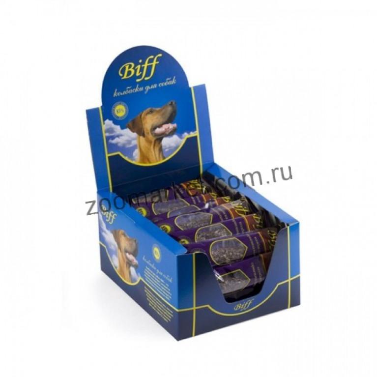 Biff Лакомство для собак колбаска mini оригинальная, 20 г