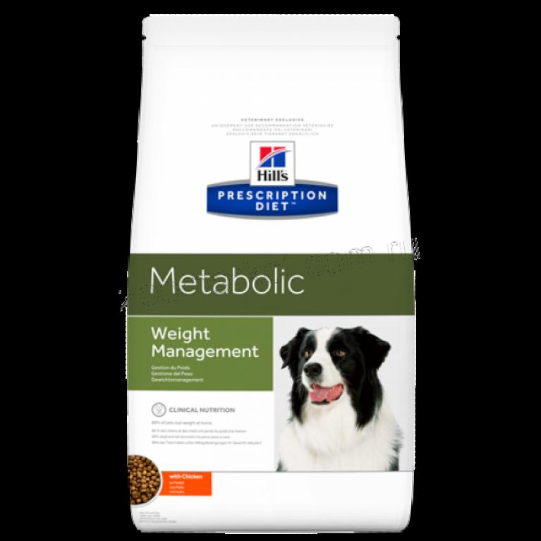 Hill's Prescription Diet Metabolic Сухой корм для собак (коррекции веса)
