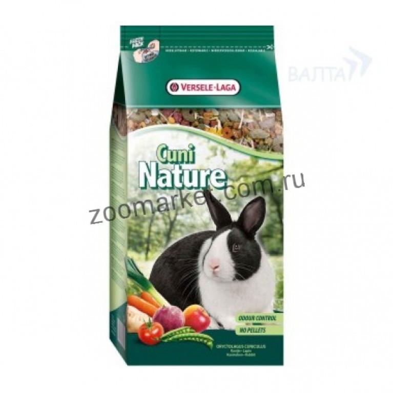 Versele-Laga Nature Original Cuni Корм для кроликов 750г