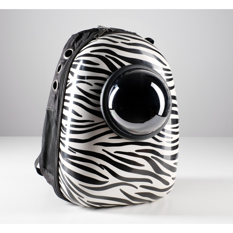 Рюкзак для переноски животных с окном для обзора, 32 х 25 х 42 см
