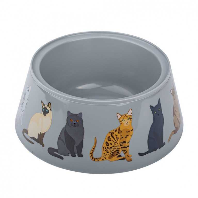 """Миска """"Cats"""" 0,3 л"""