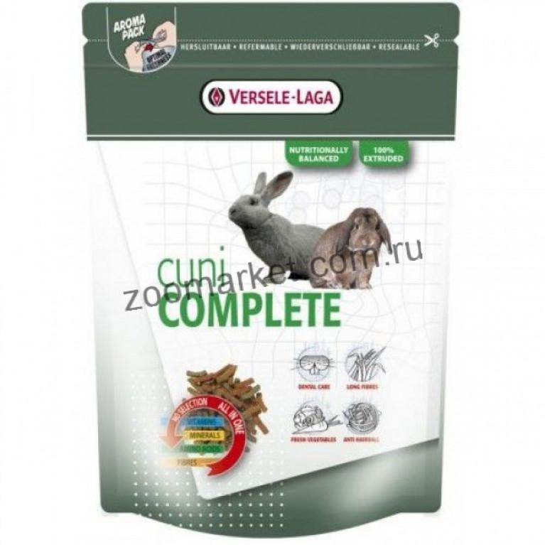 Versele Laga Cuni Complete Корм для кроликов, 500 гр