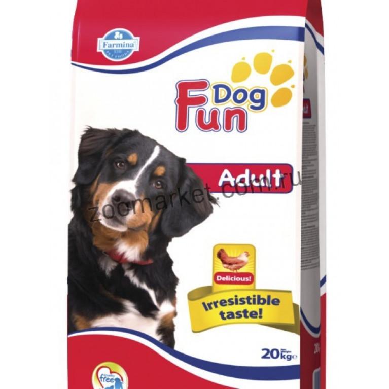 Farmina FUN Dog Adult/Полнорационный и сбалансированный корм для взрослых собак