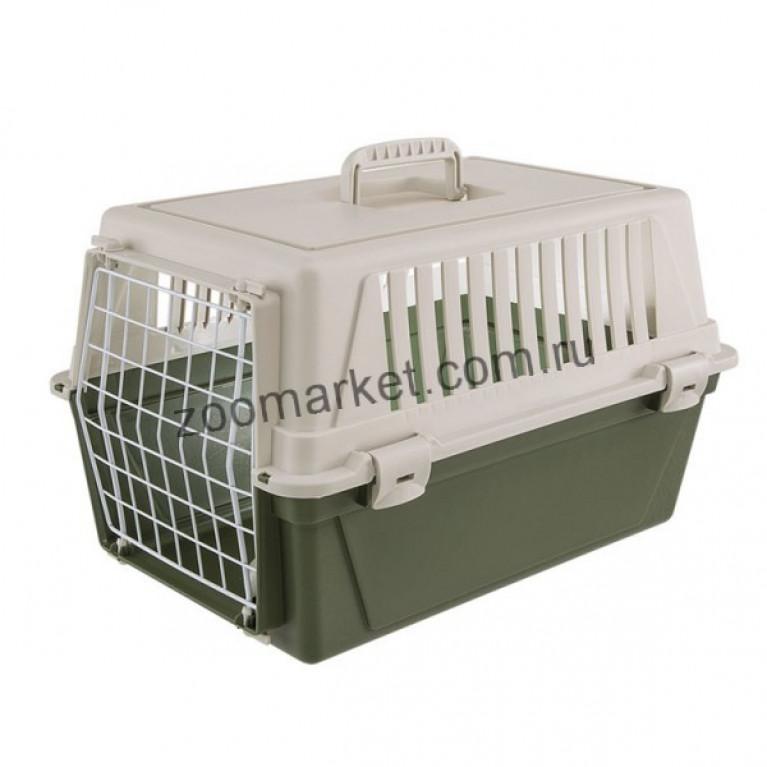 Ferplast Holiday Atlas 10 EL/ Контейнер-переноска для мелких собак и кошек (48х32.5х29 см.)