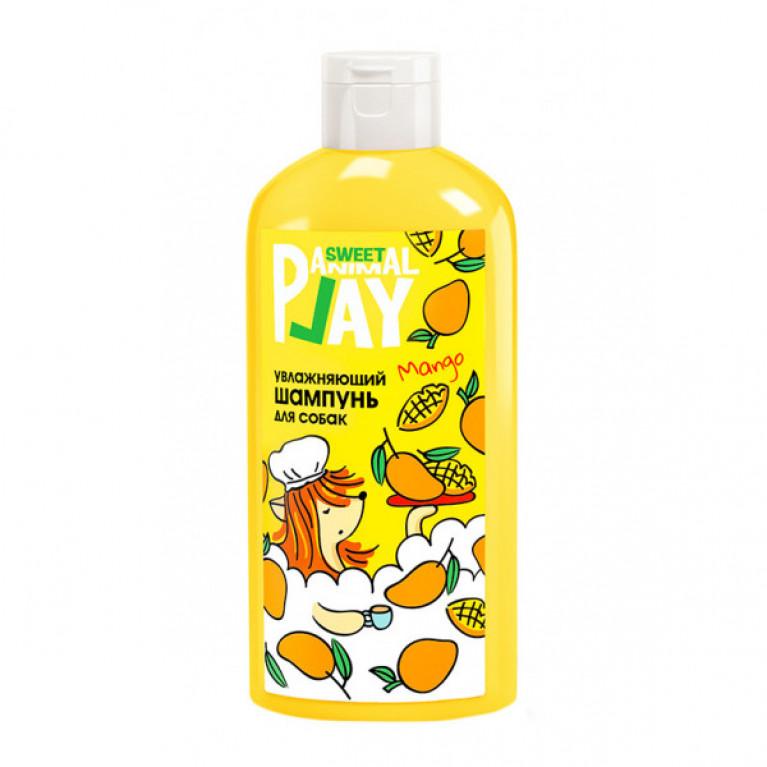 Animal Play Sweet Спелый манго увлажняющий шампунь для собак, 300мл