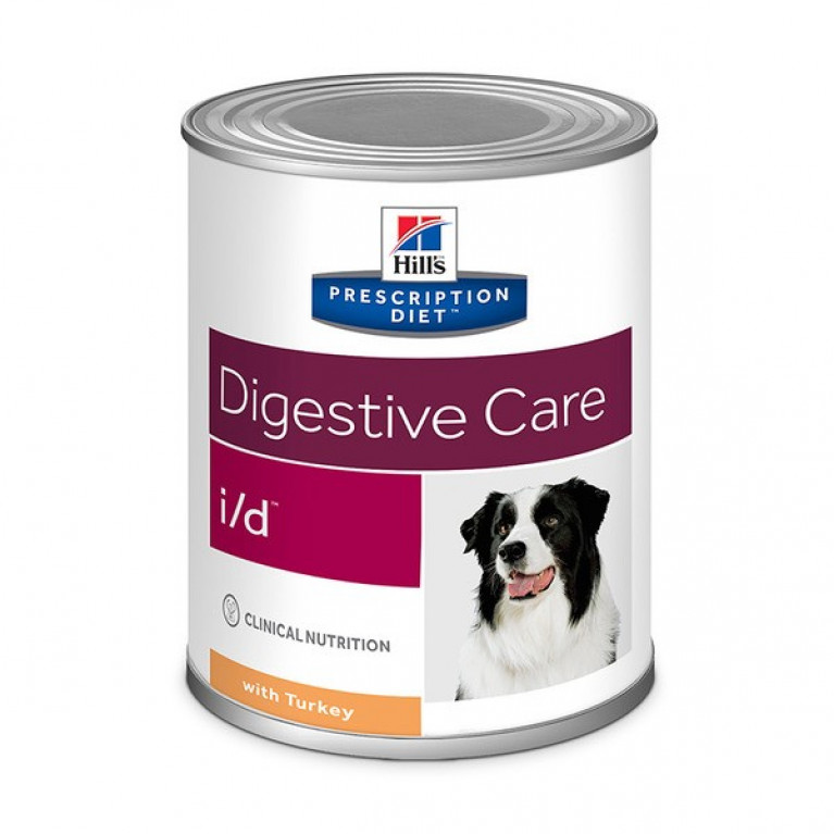 Hill's Prescription Diet I/D Консервы для собак лечение заболеваний ЖКТ 360 г