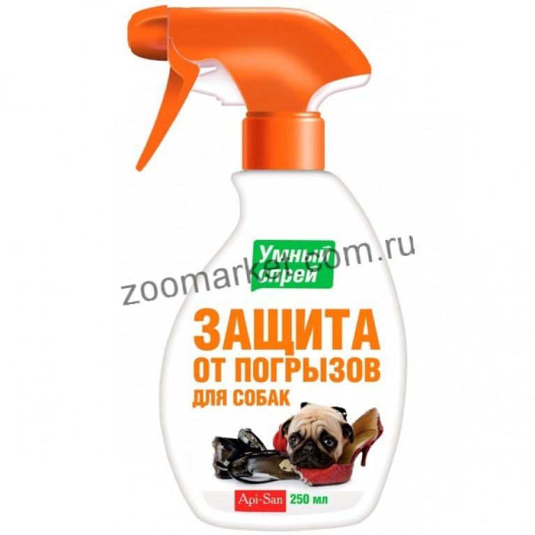 Api-San Умный спрей Защита от погрызов для собак 250 мл