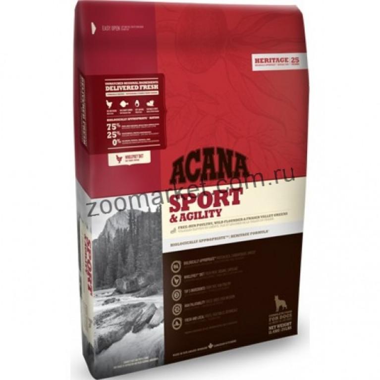 Acana Sport & Agility/Корм для активных собак всех пород
