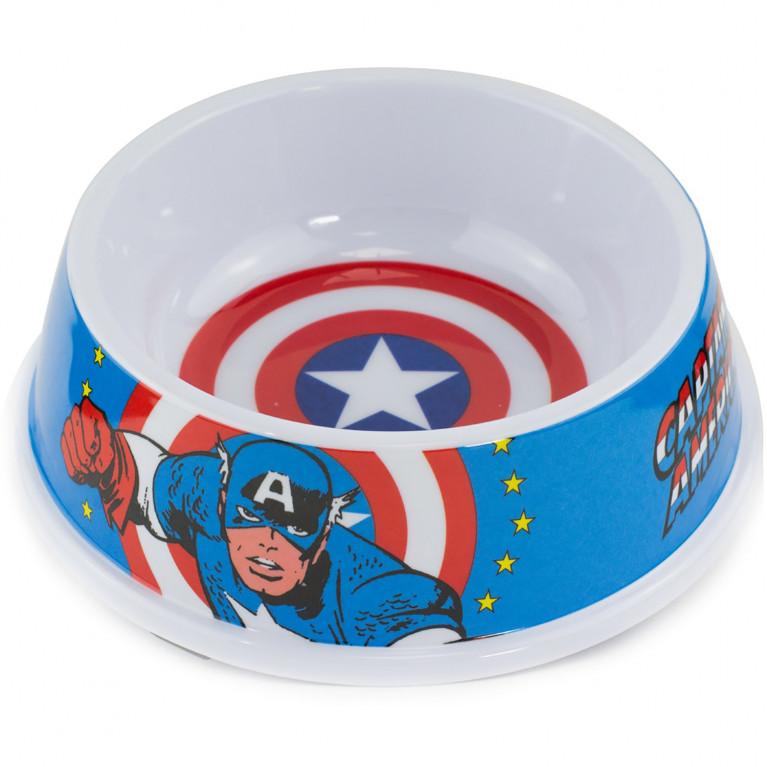 Миска Buckle-Down Капитан Америка