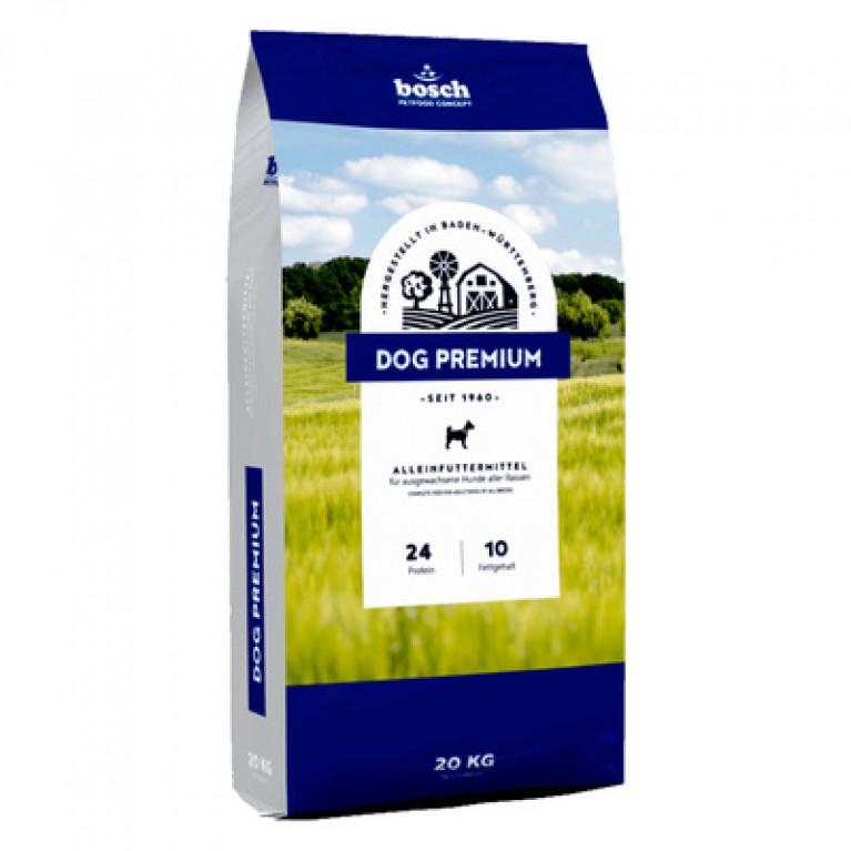 Bosch Dog Premium для собак всех пород с мясом 20 кг