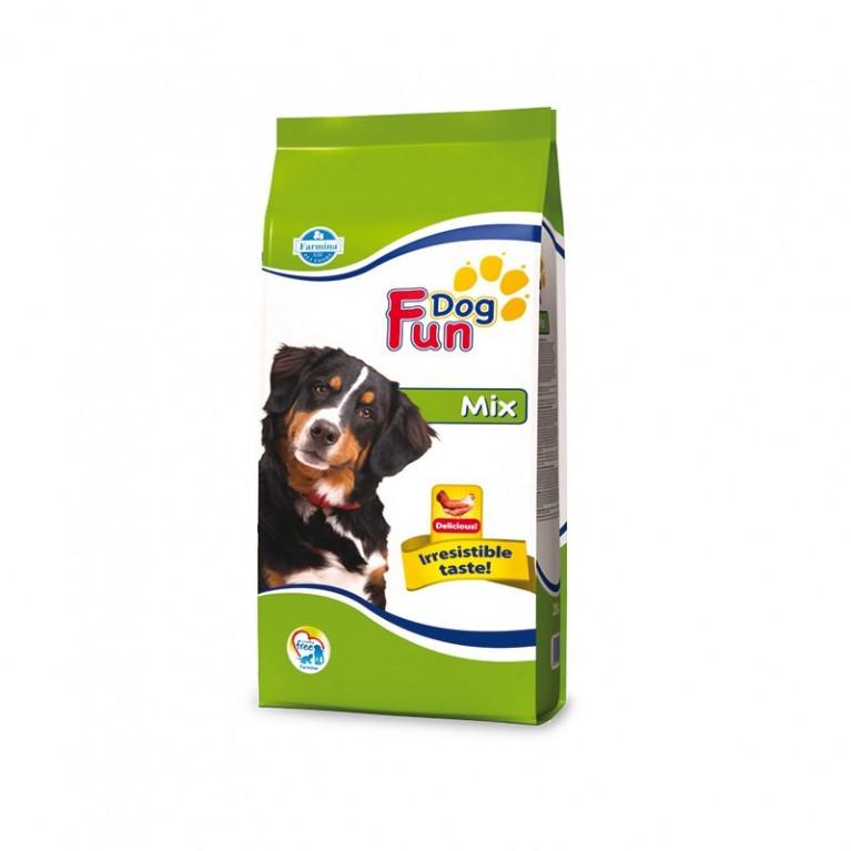 Farmina FUN Dog Mix Сухой корм для взрослых собак