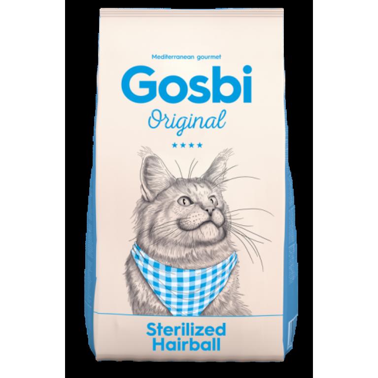 Gosbi Original Cat  Sterilized Hairball