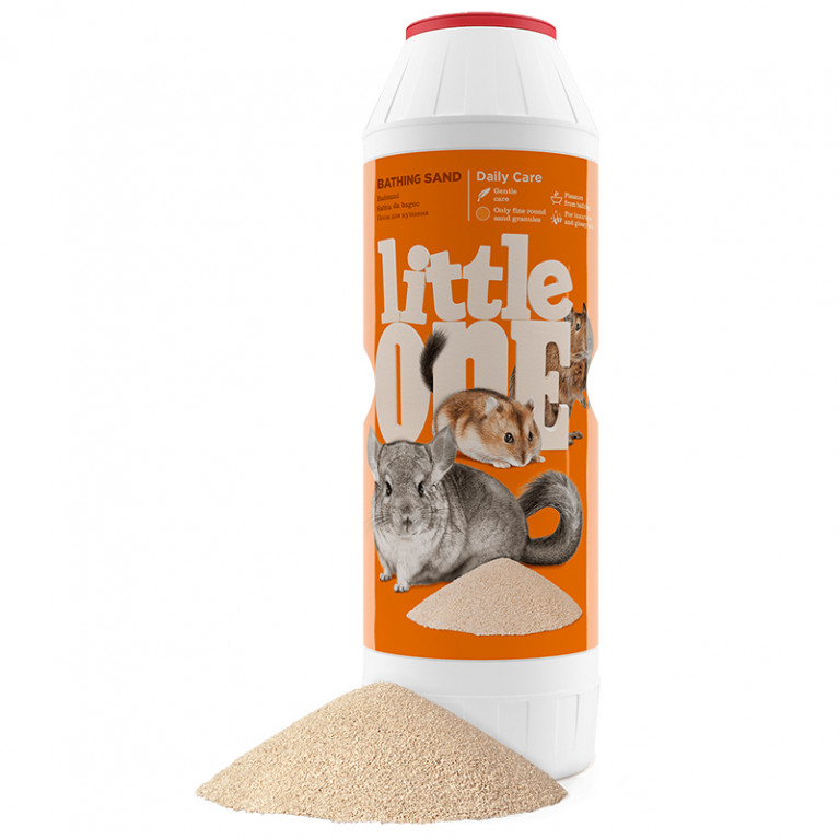 Little One песок для шиншилл 1кг