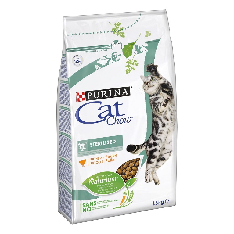 Cat Chow Special Care Сухой корм для кастрированных и стерилизованных кошек