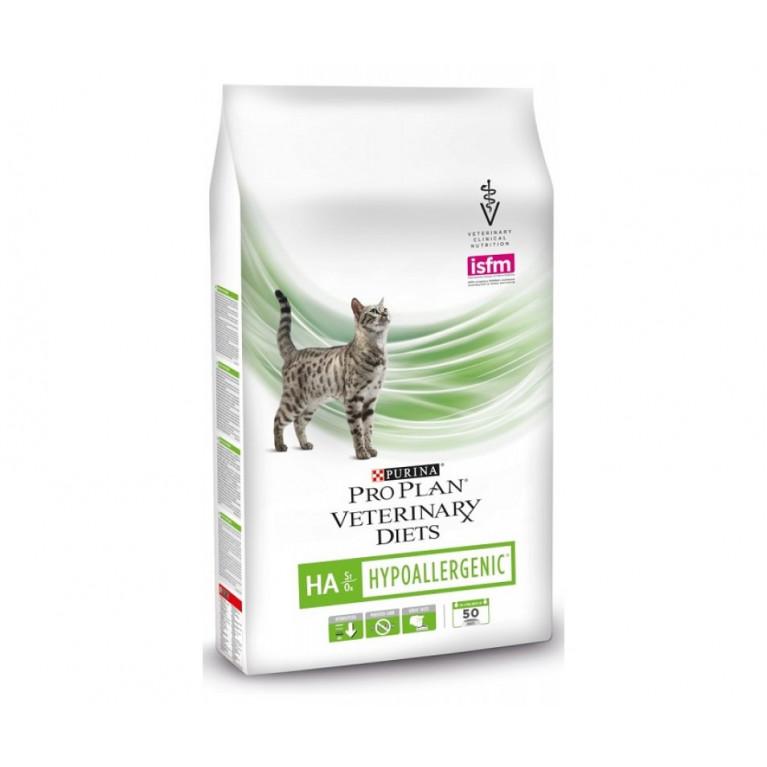 Purina Veterinary Diets HА Лечебный сухой корм для кошек (профилактика аллергии)