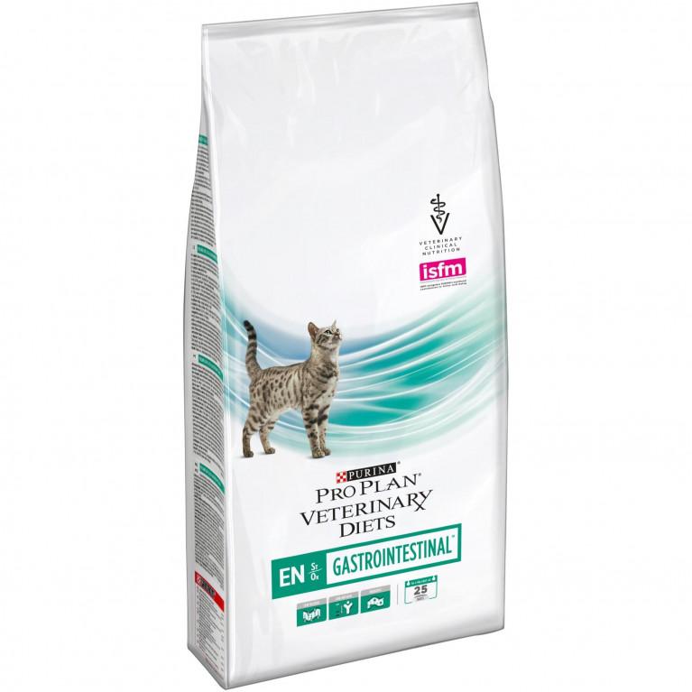 Pro Plan veterinary diets EN Gastrointestinal Для кошек при расстройствах пищеварения 1,5кг