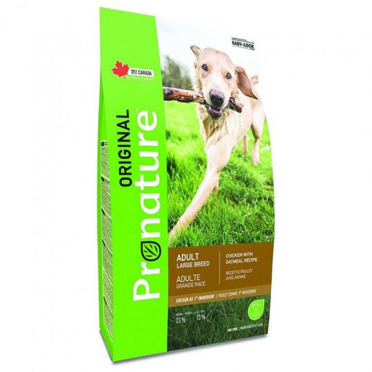 Pronature Original Adult LB Chicken Сухой корм для собак крупных пород  (Курица)