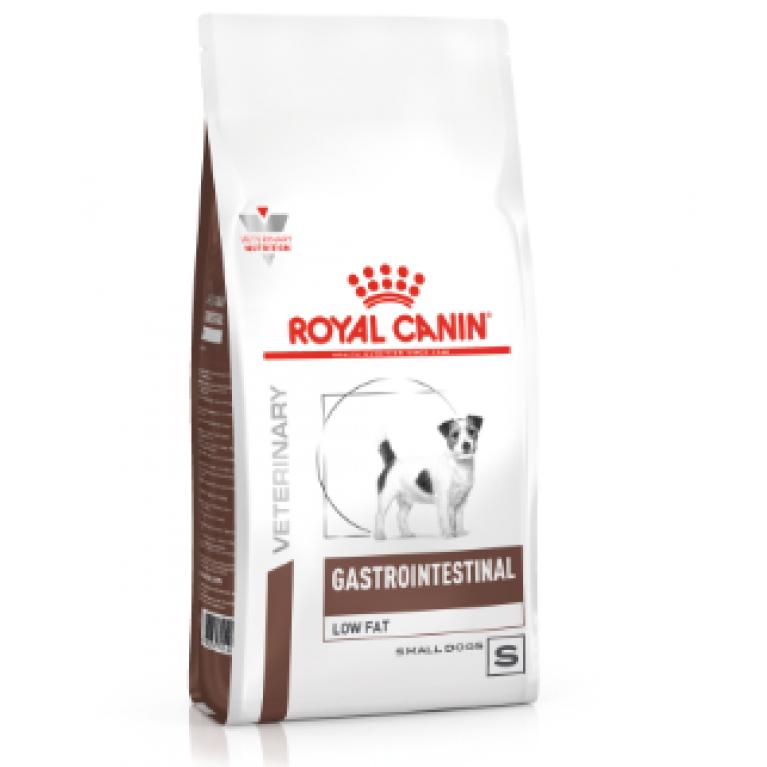 Gastrointestinal Low Fat Small Dog Сухой корм для взрослых собак мелких пород  при нарушениях пищеварения