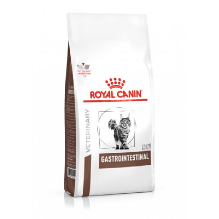 Royal Canin Gastro Intestinal GI-32 Для кошек лечение ЖКТ