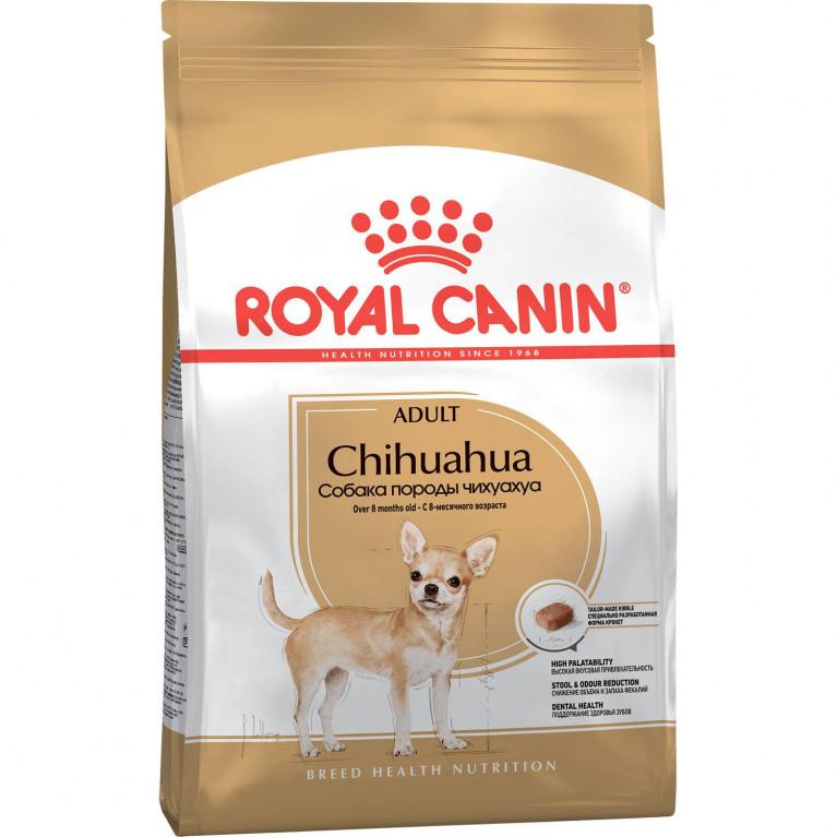 Royal Canin Chihuahua 28/Для взрослого Чихуахуа с 8 мес