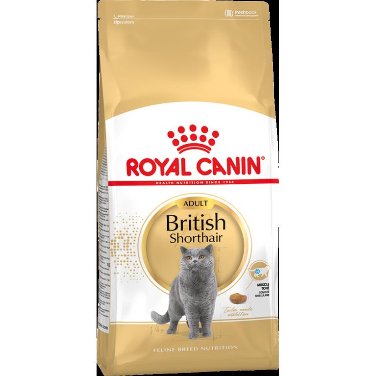Royal Canin British Shorthair/Сухой корм для британских короткошерстных кошек