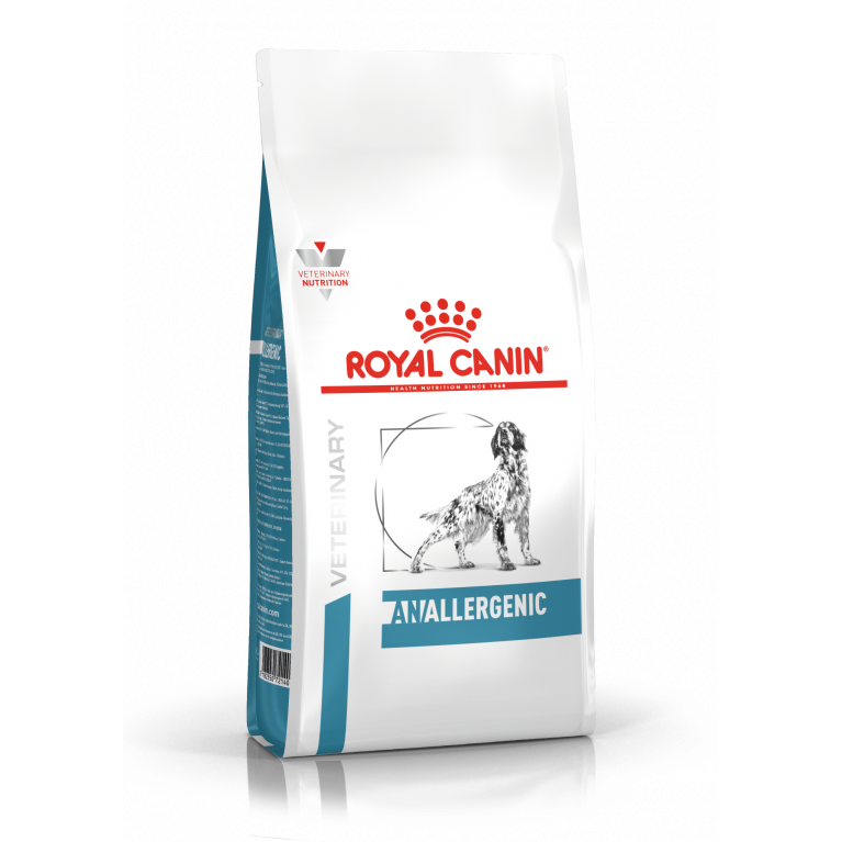 Royal Canin Anallergenic AN18 Корм для собак при пищевой аллергии/непереносимости