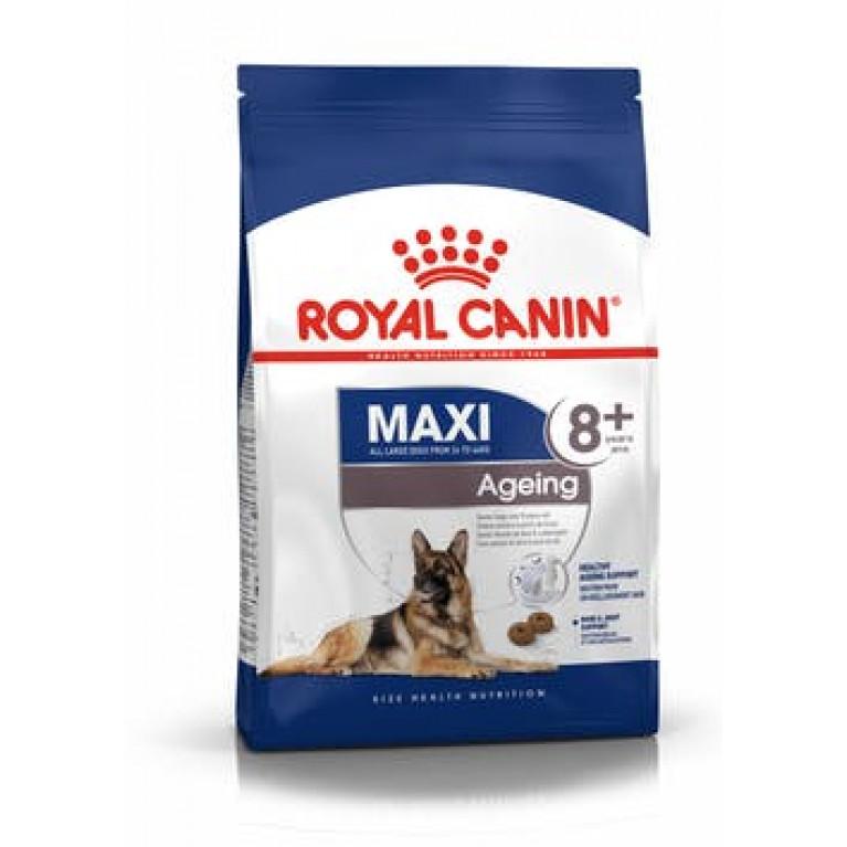 Royal Canin Maxi Ageing 8+ Корм  для пожилых собак крупных пород старше 8 лет 15 кг